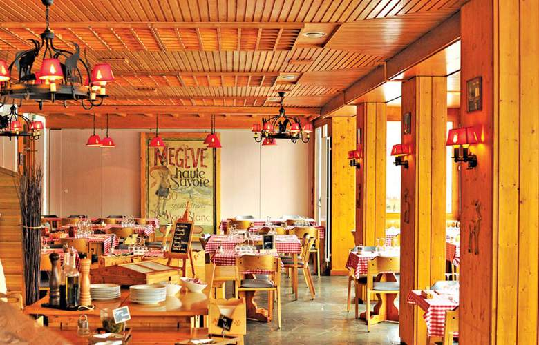 Les Chalets du Prariand - Restaurant - 5