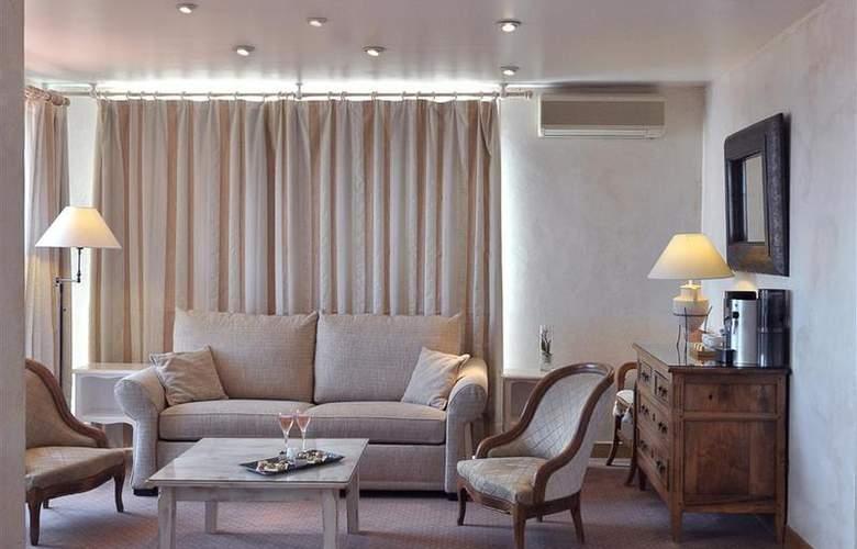 Best Western Hotel Montfleuri - Room - 81