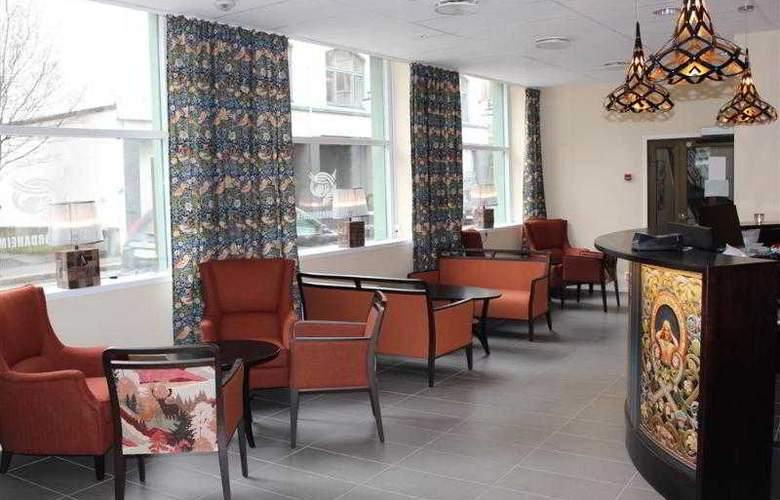 Best Western Plus Hordaheimen - Hotel - 18