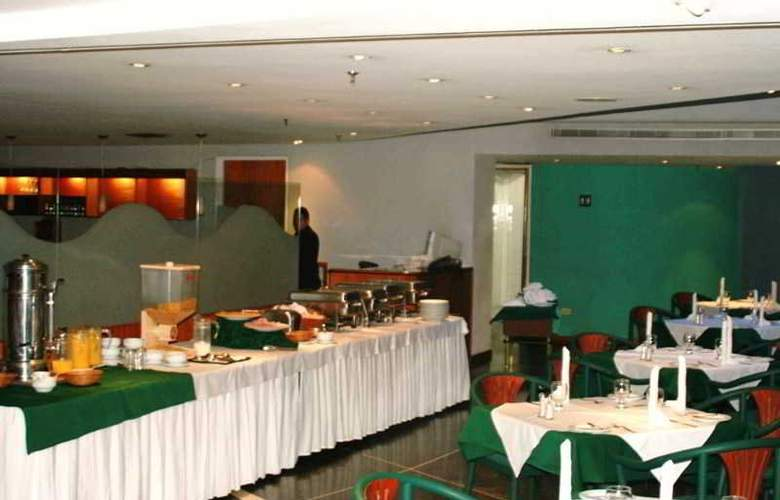 Chacao Cumberland - Restaurant - 3