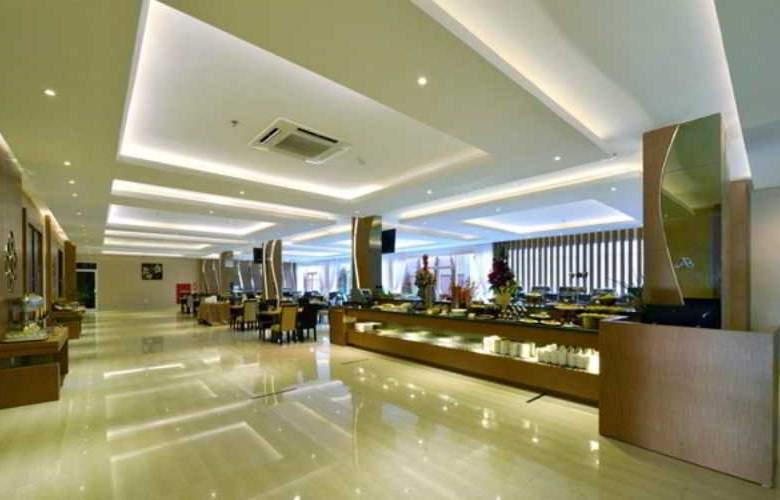Grand Tjokro Yogyakarta - Restaurant - 28