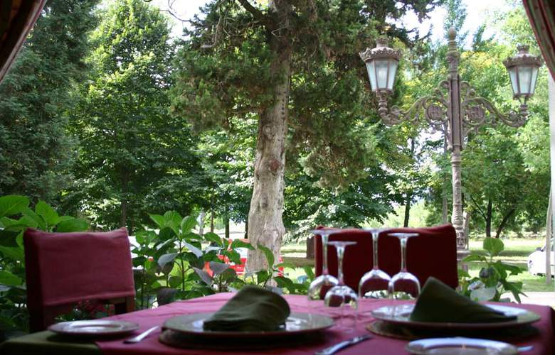 Balneario Parque de Alceda - Restaurant - 4