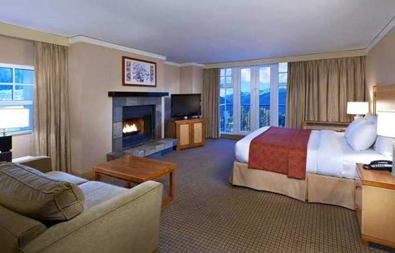 Hilton Whistler Resort & Spa - Hotel - 10