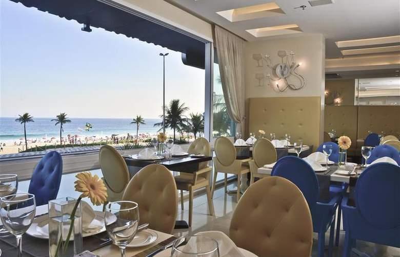 Sol Ipanema - Restaurant - 67