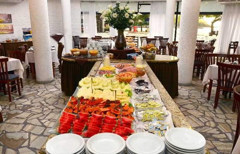 Marambaia Cassino Hotel & Convention - Restaurant - 20