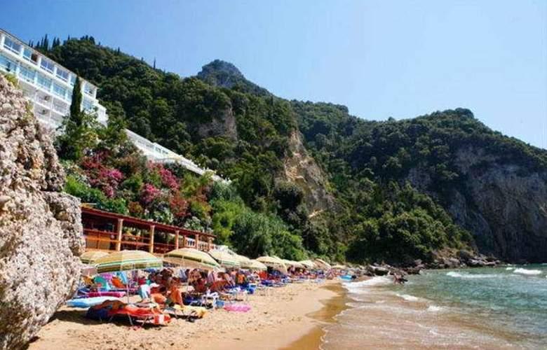 Aquis Agios Gordios Beach - Beach - 11