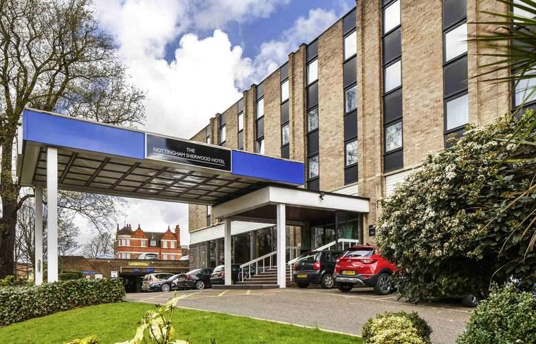 Mercure Nottingham Sherwood - Hotel - 0