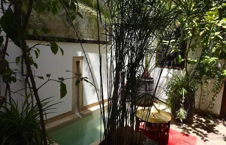 Riad Dar Zaman - Pool - 24