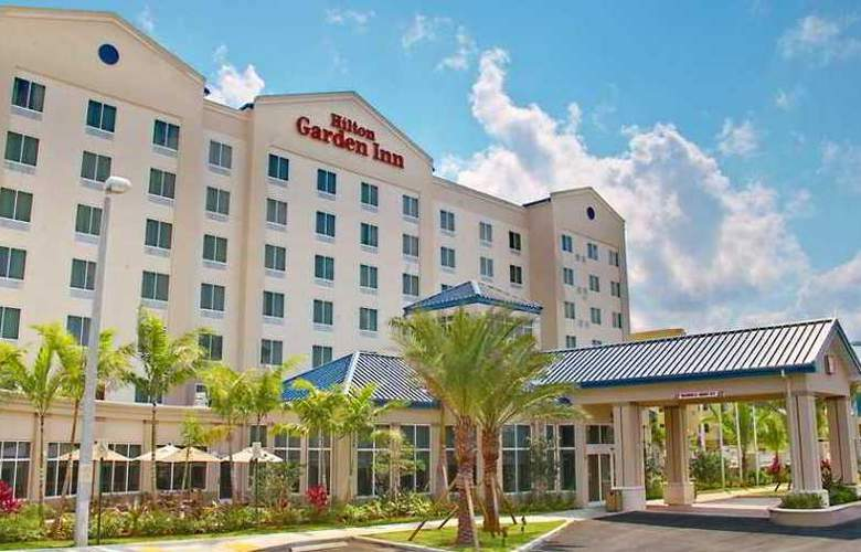 Hilton Garden Inn Miami Airport West - Hotel - 0