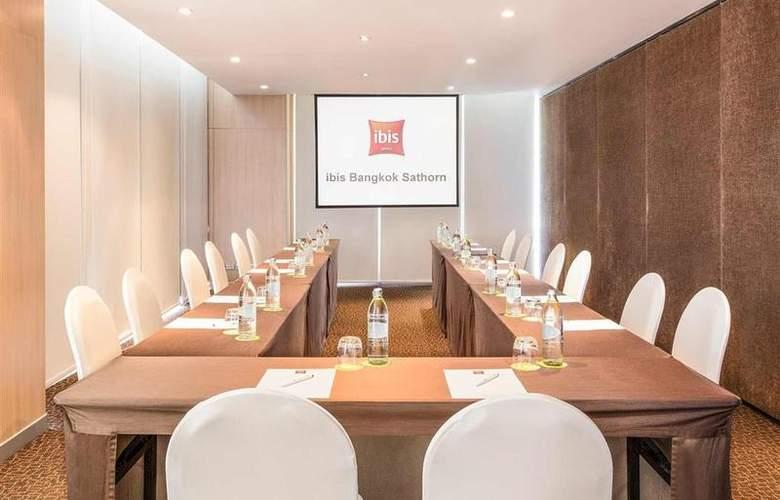 Ibis Bangkok Sathorn - Conference - 45