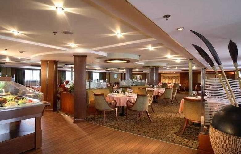 M/S Sonesta Star Goddess Nile Cruise - Restaurant - 7
