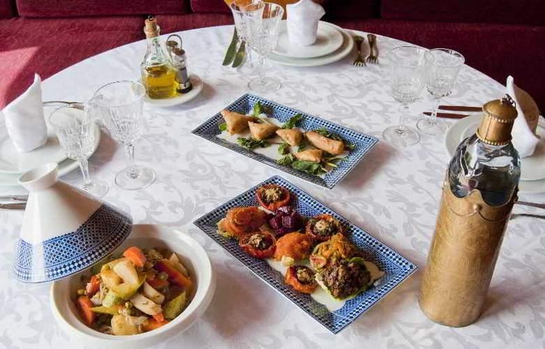 Riad Dar Ilham - Restaurant - 10