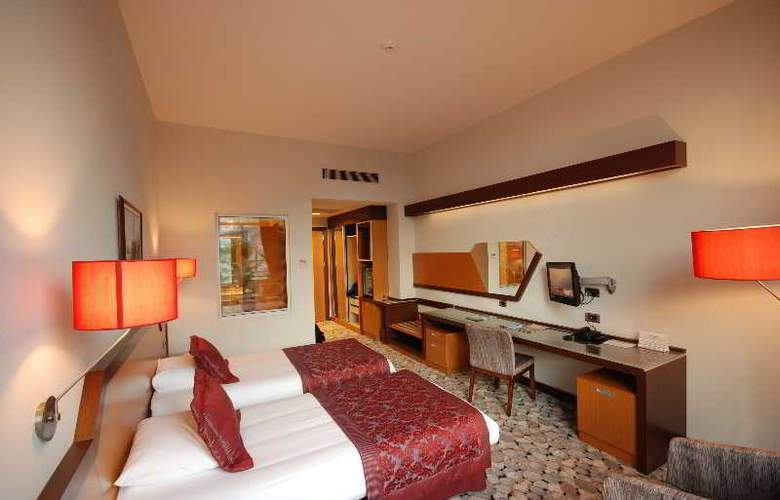 Hegsagone Marine Asia Hotel - Room - 6