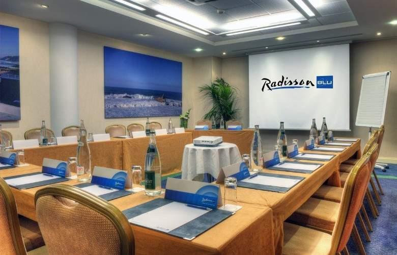 Radisson Blu Biarritz - Conference - 5