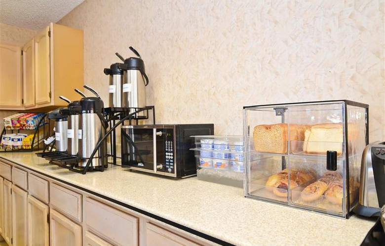 Best Western Sunland Park Inn - Restaurant - 115