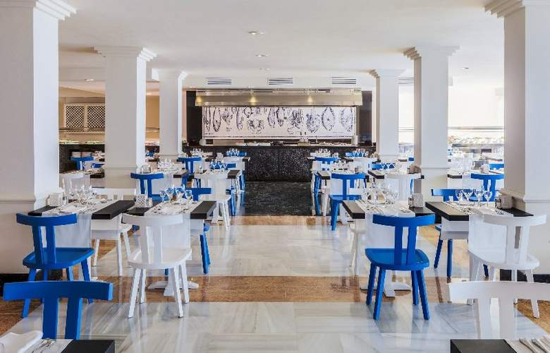 H10 Blue Mar - Restaurant - 6