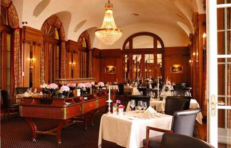 Bellevue Palace - Restaurant - 27