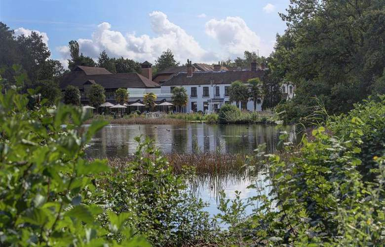 Best Western Frensham Pond Surrey - Hotel - 10