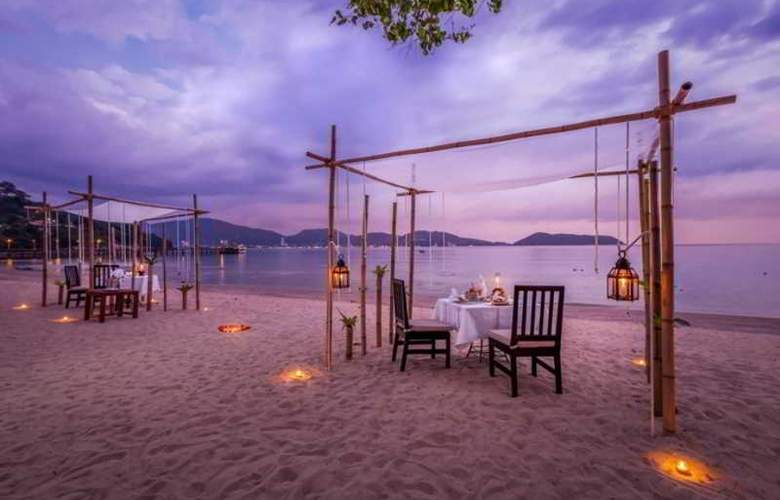 Thavorn Beach Village & Spa - Restaurant - 77