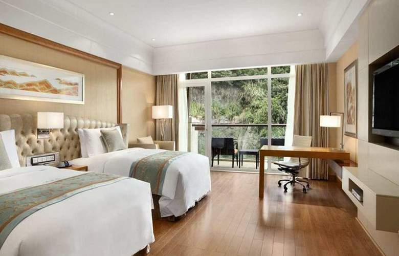 Hilton Hangzhou Qiandao Lake Resort - Room - 8