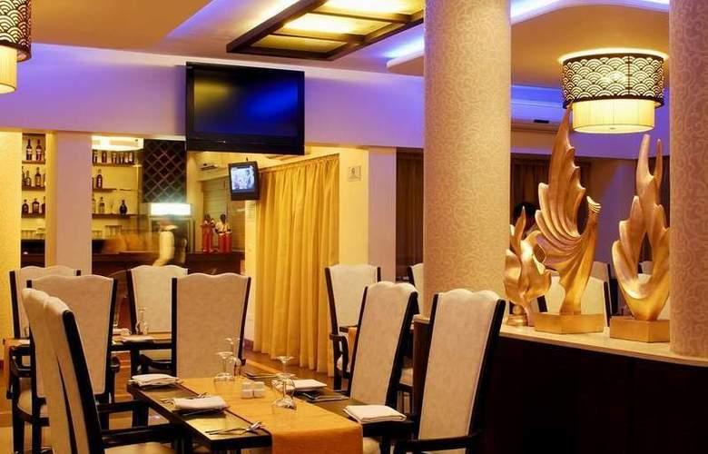 Lily Sarovar Portico - Restaurant - 4
