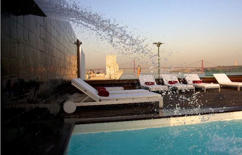 Altis Belém Hotel & SPA - Terrace - 10
