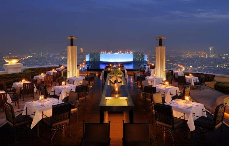 Lebua at State Tower - Restaurant - 23