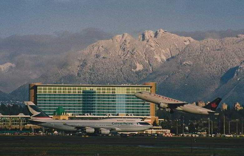 The Fairmont Vancouver Airport - Hotel - 0