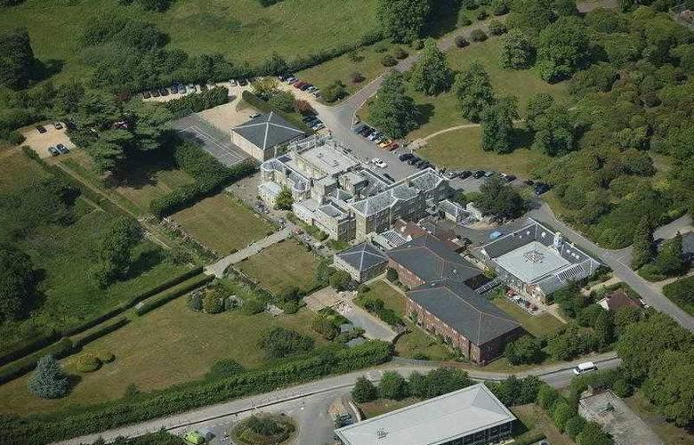 Best Western Chilworth Manor Hotel - Hotel - 25