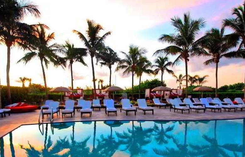 Hilton Bentley Miami Beach - Pool - 32