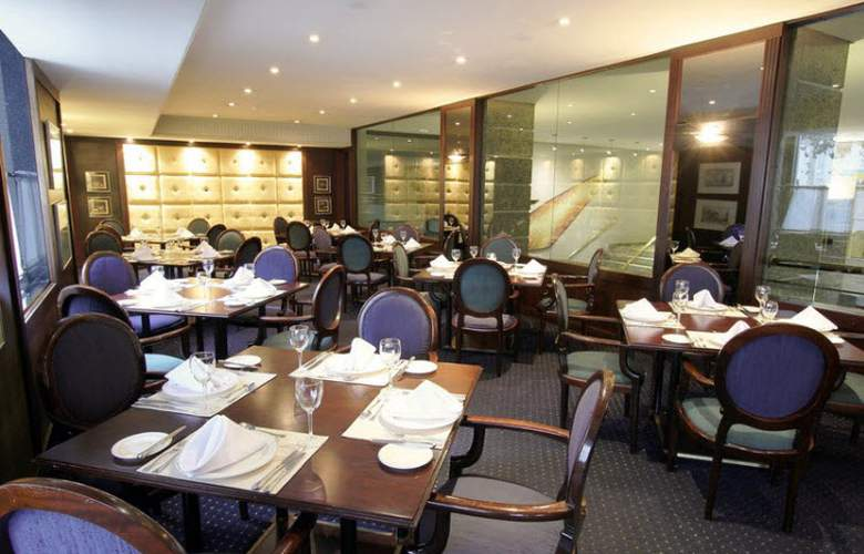 Ramada Plaza Curitiba Rayon - Restaurant - 20