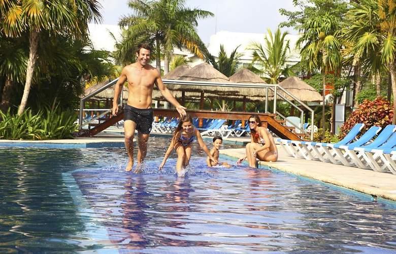 Sandos Caracol Eco Resort & Spa - Pool - 4
