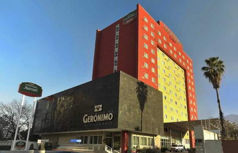 Courtyard by Marriott Monterrey San Jeronimo - General - 1