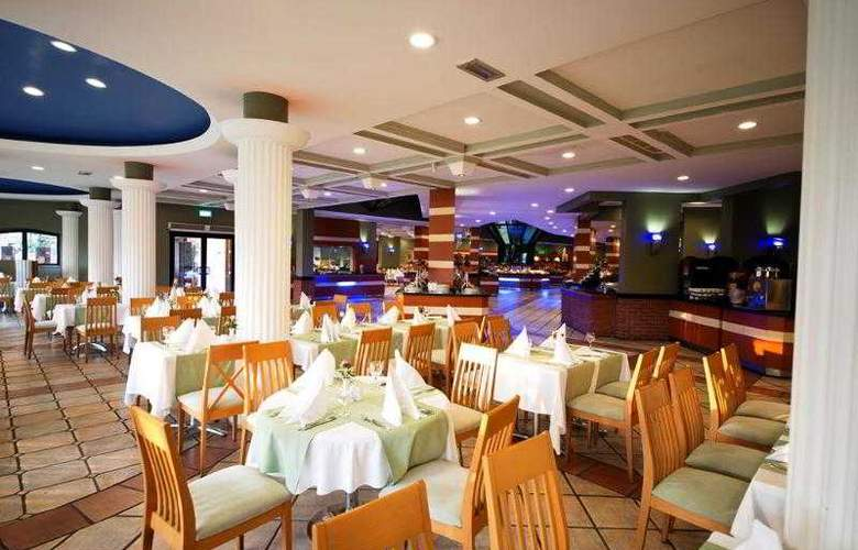 Limak Arcadia Golf & Sports Resort - Restaurant - 46