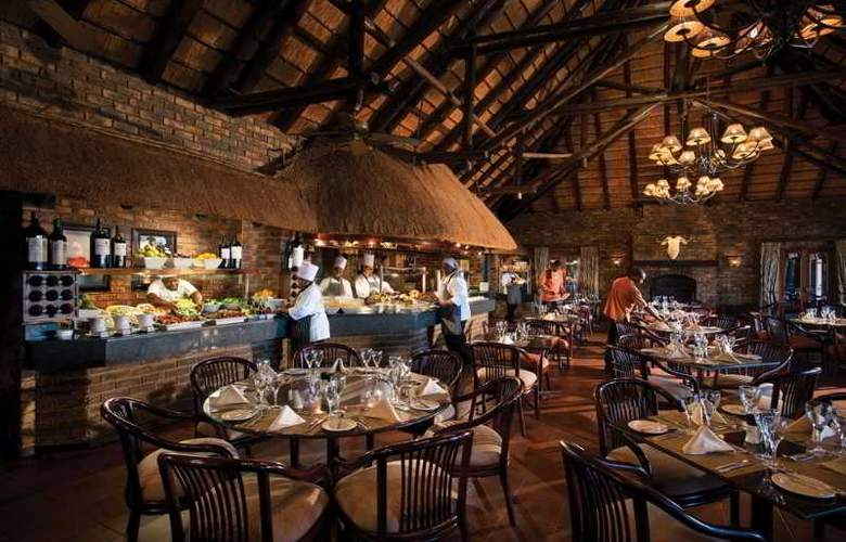 Bakubung Bush Lodge - Restaurant - 8