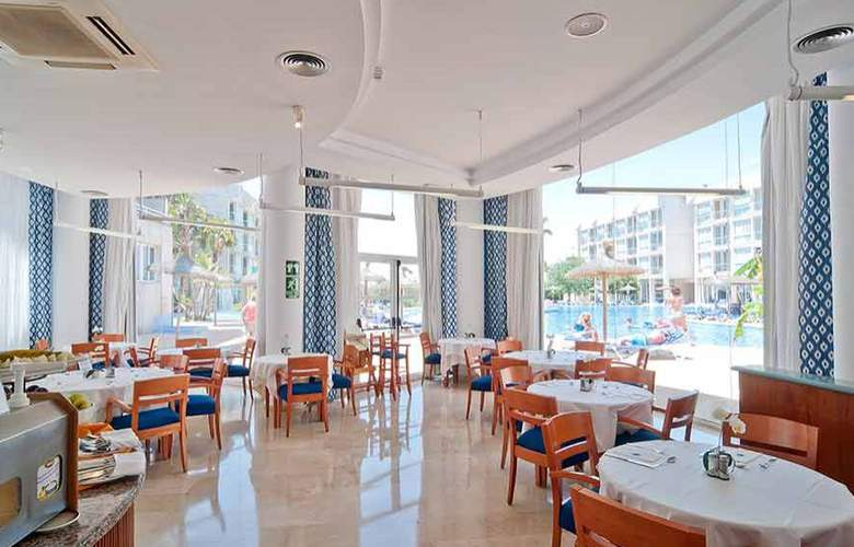 Eix Alzinar Mar Suites - Restaurant - 3