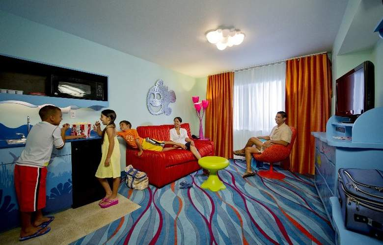 Disney's Art of Animation Resort - Room - 7