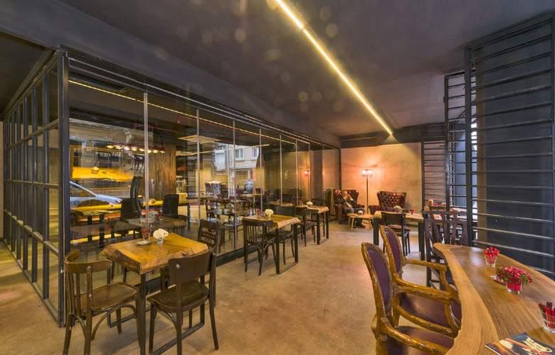 Suiteness Taksim - Restaurant - 4