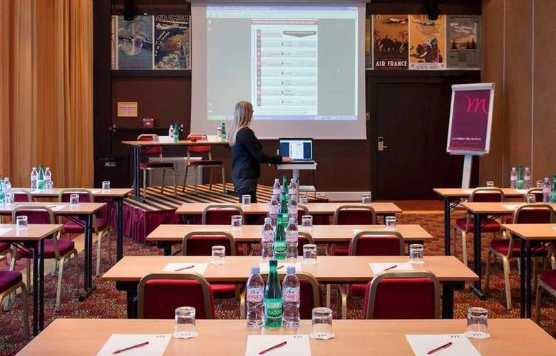 Mercure Paris Orly Rungis - Conference - 79
