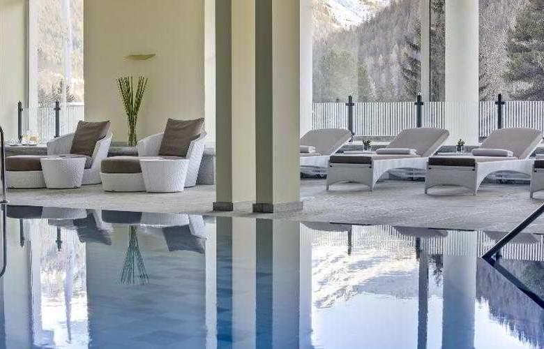 Steigenberger Grandhotel Belvédère Davos - Pool - 20