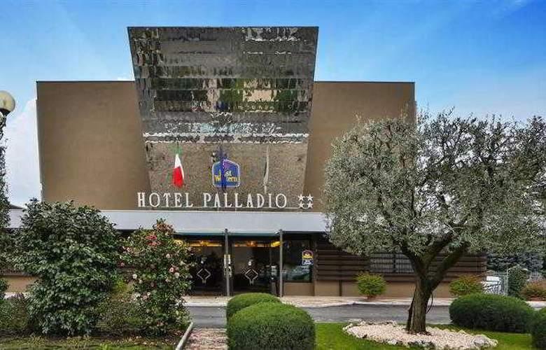 Best Western Hotel Palladio - Hotel - 26