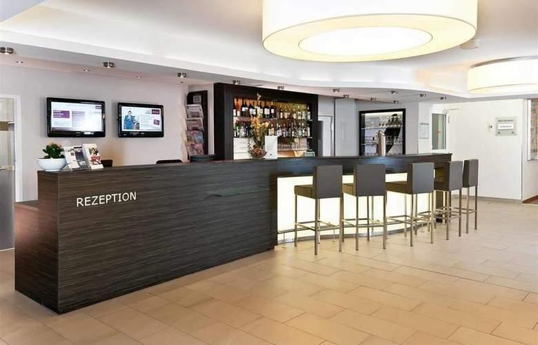 Mercure Am Entenfang Hannover - Hotel - 43