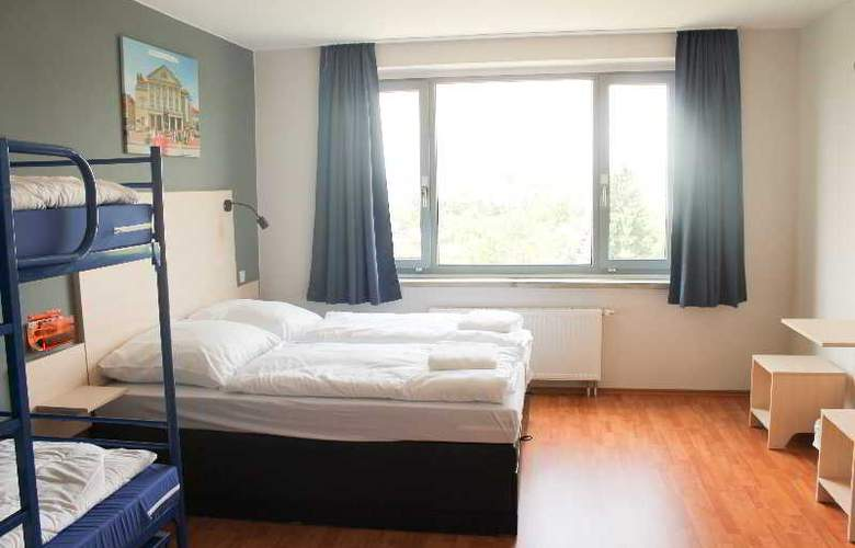A&O Weimar - Room - 1