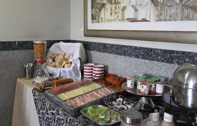 Residencial Horizonte - Restaurant - 15