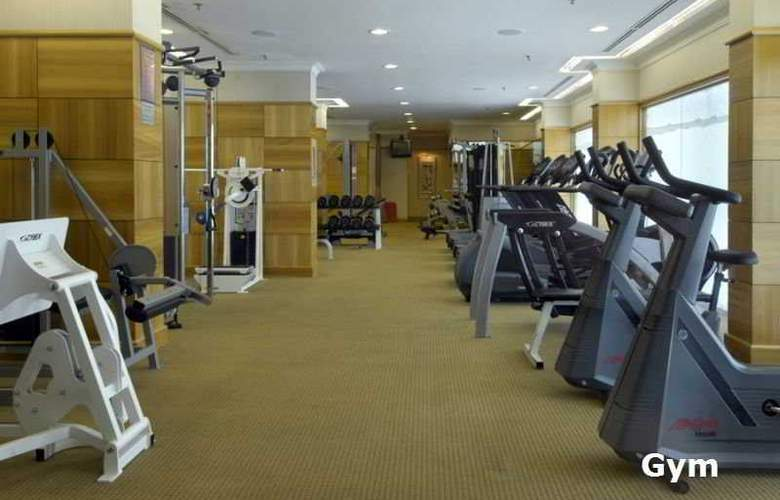 Orchard Hotel Singapore - Sport - 12