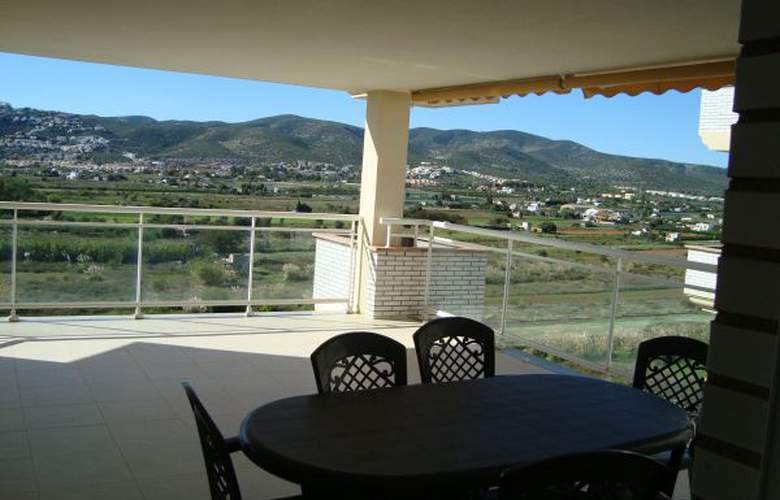 Apartamentos Argenta Caleta - General - 0