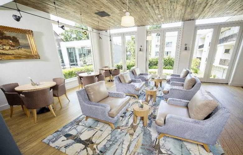 Bilderberg Parkhotel Rotterdam - Restaurant - 4