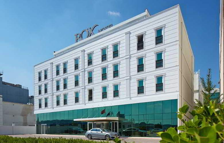 Rox - Hotel - 0