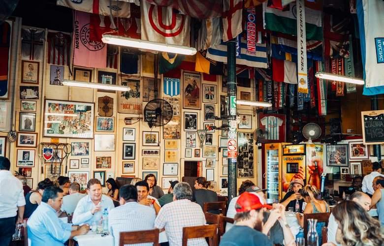 Selina Miraflores Lima - Restaurant - 5