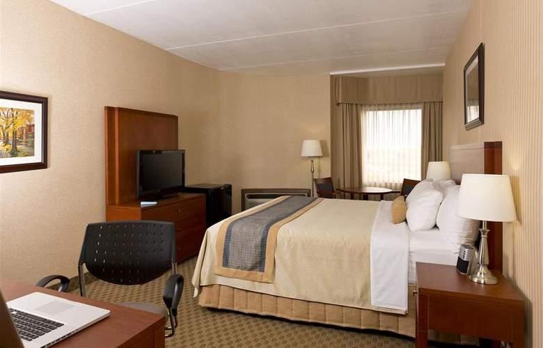 Best Western Plus Laval-Montreal - Room - 67